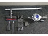 dyson v6 good clean condition with a brand new battery & new filter