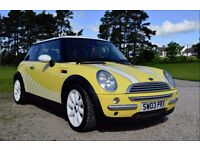 Mini Cooper 1.6 (1 YEAR MOT) VGC [2004] SALE OR SWAP