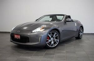 2014 Nissan 370Z ROADSTER Black Top at Low Mileage | Touring | * London Ontario image 1
