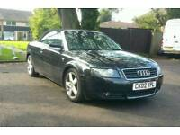 Audi A4 Sline 2.4 Convertible Very Fast Car