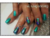 Manicure / Pedicure / Nail extensions / Acrylic / Gel polish / Shellac