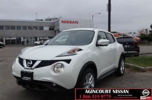 2017 Nissan Juke SL |Leather|AWD|Navigation|