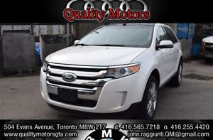 2013 Ford Edge Limited w.nav sunroof & more