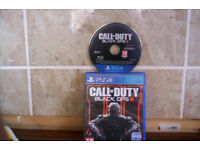 CALL OF DUTY BLACK OPS 3 PS4 PLAYSTATION 4 GAME