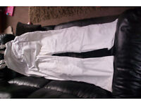 painters overalls xl with knee pads fittings brand new