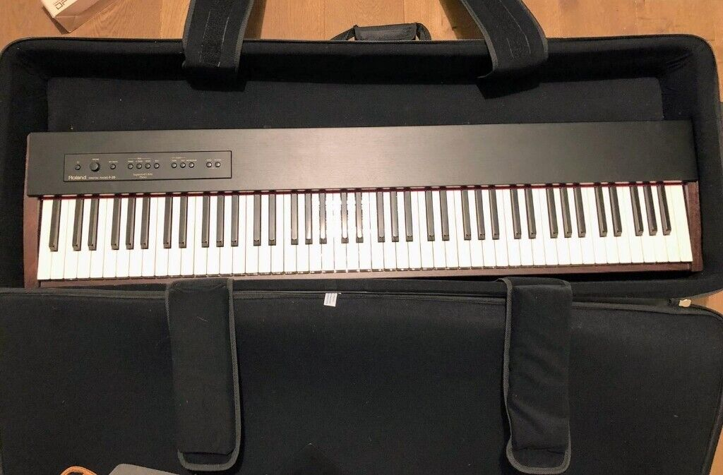 Roland F-20 digital piano - immaculate condition - price negotiable | in  Harrow, London | Gumtree