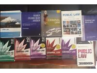 Law Books for Sale (1st, 2nd and 3rd Year Books)