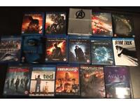 Special edition blu ray collection