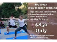 Scholarship - 200 Hour Yoga Teacher Training in Rishikesh