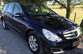 Lhd Mercedes-Benz R 320 - R320CDI Long 4-Matic Luxury/Comand/Leder/ECC