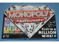 Monopoly 'Millionaire' Edition