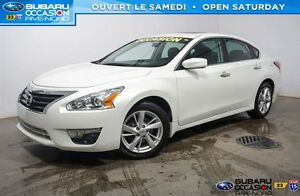 2014 Nissan Altima 2.5 SV CAM.RECUL+TOIT.OUVRANT