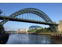 Newcastle quayside parking space for rent
