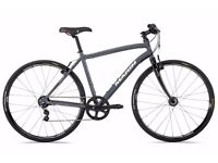 """28"""" 700cc 21 speed VGC aluminum fold-able electric disk brake road hybrid specialized top make bike"""