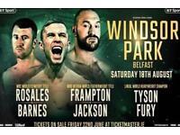 Frampton tickets Windsor Park