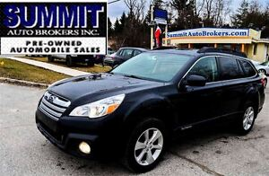 2013 Subaru Outback 2.5i Touring | AWD | HEATED POWER SEATS | BL