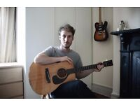 Affordable Guitar Lessons With a Friendly and Experienced Teacher - £20