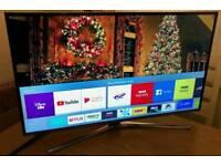 40in Samsung 4K SMART HDR ULTRA HD TV