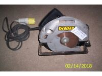 working saw can be tested if you view to buy item
