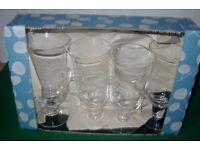 Handled Irish Coffee Glass Venezia 8oz 24cl
