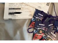 1 left - NewMarket racecourse tickets for Friday 3rd August - Motown Concert