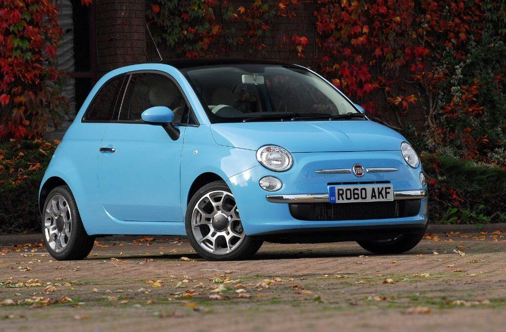 blue fiat 500 in elgin moray gumtree