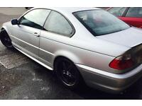 BMW 330ci msport sell swap