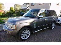Land Rover Range Rover 4.2 Supercharged Vogue SE L322 Chrome Pack FSH