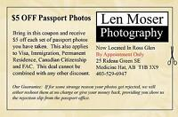 Passport Photos - $5 Off