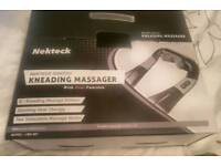 Brand new Back kneading massager