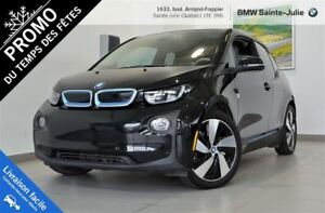 2016 BMW i3 Range Extender, Technology & Lodge Package
