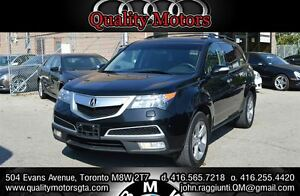 2011 Acura MDX LEATHER