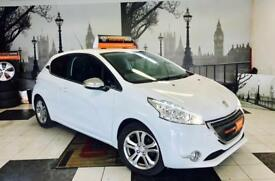 🎈WEEKEND SALE🎈★2013 PEUGEOT 208 ALLURE 1.2 PETROL★ 12 MONTHS MOT★£20 ROAD TAX ★CAT-D★KWIKIAUTOS★