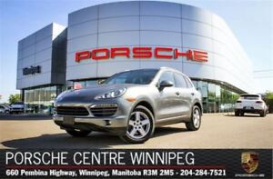 2013 Porsche Cayenne AWD Certified Pre-Owned With Warranty Avail