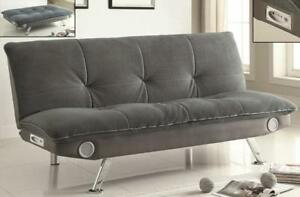 Sofa Bed with Built in Speakers (BD-1653)