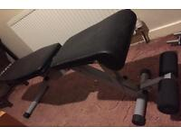 York Fitness 13 in 1 Workout Bench