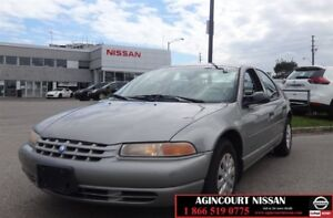 1997 Plymouth Breeze Base |AS-IS SUPER SAVER|