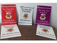 CGP KS1 books
