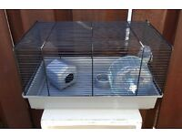 Medium Hamster/Gerbil Cage Small Animal home house great almost as new condition