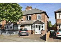 3 Bedroom semi-detached house to rent, West Bridgford, Nottingham, NG2-still available