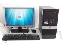 Computer Bargains - i5, Quad, Office 2013, Fortnite, GTA 5, Radeon, WIFI, Gaming PC, i7, Data Mining