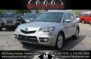 2010 Acura RDX w/Technology Package