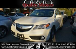 2013 Acura RDX w/Technology Package NAV .
