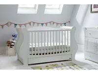 Tutti Bambini Louis 3-in-1 Cot Bed