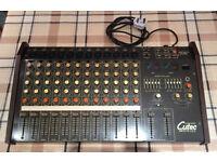 Cutec MX1210 12/2 Analogue Mixing Desk