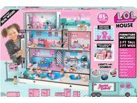 Lol Surprise Dolls House BRAND NEW SEALED.