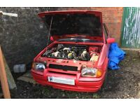 1990 H Reg Ford Escort XR3I EFI RS Turbo Look