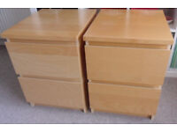 Malm - IKEA chest of two drawers
