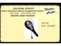 YONEX 3U G4 ARCSABER NEREUS BADMINTON RACKET 85G-105G