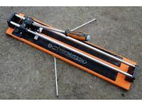 HEAVY DUTY MAGNUSSON TILE CUTTER 600mm FLOOR WALL BALL BEARING SLIDER